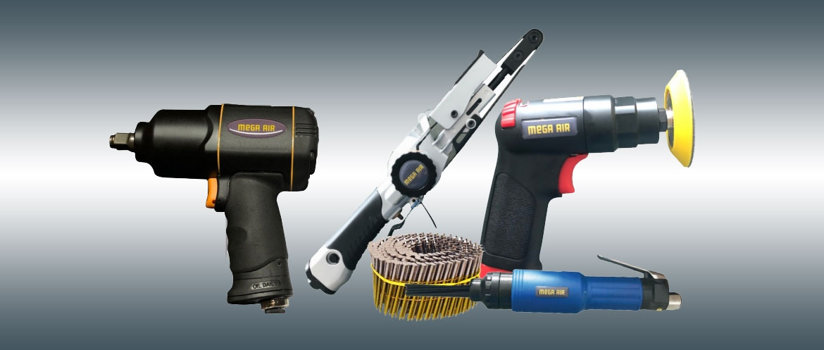 MEGA AIR pneumatic tools