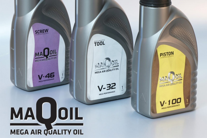 quality air compressor oil - Mega Air
