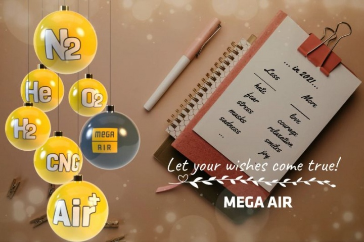 magical holiday season - Mega Air