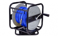 Manual hose reel - Mega Air